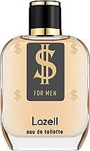Parfüm, Parfüméria, kozmetikum Lazell $ For Men - Eau de toilette