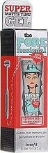 Parfüm, Parfüméria, kozmetikum Láthatatlan mattító arczselé - Benefit The Porefessional Matte Rescue (mini)