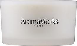 """Parfüm, Parfüméria, kozmetikum Illatosított gyertya """"Oktatás"""" 3 kanóccal - AromaWorks Nurture Candle 3-wick"""