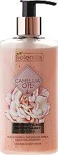 Parfüm, Parfüméria, kozmetikum Testápoló elixír - Bielenda Camellia Oil Luxurious Body Elixir