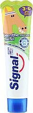 Parfüm, Parfüméria, kozmetikum Gyerekfogkrém - Signal Signal Kids Mint Toothpaste