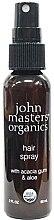 Parfüm, Parfüméria, kozmetikum Hajlakk - John Masters Organics Hair Spray With Acacia Gum & Aloe (mini)