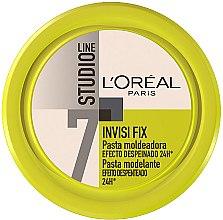 Parfüm, Parfüméria, kozmetikum Modellező krém-gél - L'Oreal Paris Studio Line 7 Invisi Fix Mineral Gel Cream
