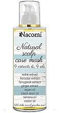 Parfüm, Parfüméria, kozmetikum Fejbőr- és hajmaszk - Nacomi Natural Hair Mask