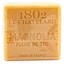 Parfüm, Parfüméria, kozmetikum Szappan - Le Chatelard 1802 Soap Magnolia Tea Flower