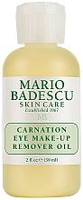 Parfüm, Parfüméria, kozmetikum Szemfesték lemosó olaj - Mario Badescu Carnation Eye Make-Up Remover Oil