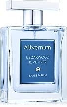 Parfüm, Parfüméria, kozmetikum Allvernum Cedarwood & Vetiver - Eau De Parfum