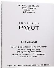 Parfüm, Parfüméria, kozmetikum Készlet - Payot Pro Absolute Lift (f/mask/5pcs + neck/mask/5pcs)