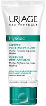 Parfüm, Parfüméria, kozmetikum Gyengéd hámlasztó maszk - Uriage Hyseac Gentle Peel Off Mask