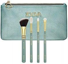 Parfüm, Parfüméria, kozmetikum Sminkecset készlet 4 db - Zoeva Offline Brush Set