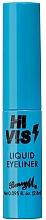 Parfüm, Parfüméria, kozmetikum Folyékony szemhéjtus - Barry M Hi Vis Neon Liquid Eyeliner