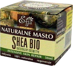 Parfüm, Parfüméria, kozmetikum Natúr shea vaj - Etja Natural Shea Butter