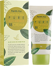 Parfüm, Parfüméria, kozmetikum BB-krém zöld tea maggal - FarmStay Green Tea Seed Pure Anti-Wrinkle BB Cream