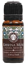"""Parfüm, Parfüméria, kozmetikum Illóolaj """"Krisna"""" - Song of India Krishna Musk Oil"""