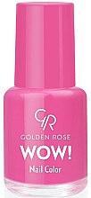 Parfüm, Parfüméria, kozmetikum Körömlakk - Golden Rose Wow Nail Color