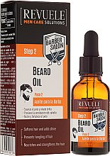 Parfüm, Parfüméria, kozmetikum Szakállolaj - Revuele Men Care Barber Salon Beard Oil