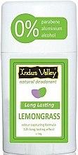 """Parfüm, Parfüméria, kozmetikum Dezodor stick """"Vasfű"""" - Indus Valley Lemongrass Deodorant Stick"""