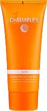 Parfüm, Parfüméria, kozmetikum Napvédő emulzió testre SPF 15 - Dr. Rimpler Sun Medium Protection Spf15