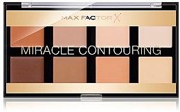 Parfüm, Parfüméria, kozmetikum Bőrvilágosító paletta - Max Factor Miracle Contouring
