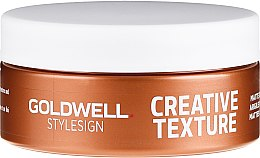 Parfüm, Parfüméria, kozmetikum Hajformázó paszta - Goldwell StyleSign Creative Texture Matte Rebel