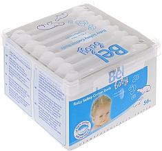 Parfüm, Parfüméria, kozmetikum Pamut pálcikák, gyerekeknek, 56 db - Bel Baby Safety Cotton Buds