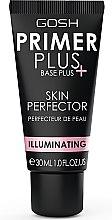 Parfüm, Parfüméria, kozmetikum Sminkalap - Gosh Primer Plus+ Illuminating Skin Perfector