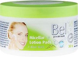 Parfüm, Parfüméria, kozmetikum Nedves vattakorong aloe verával - Bel Premium Lotion Pads with Aloe Vera