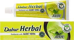 """Parfüm, Parfüméria, kozmetikum Fogkrém """"Aloe Vera"""" - Dabur Herbal Aloe Vera Toothpaste"""