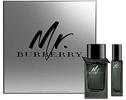 Parfüm, Parfüméria, kozmetikum Burberry Mr. Burberry - Parfüm szett (edp/100ml + edp/30ml)