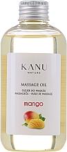 """Parfüm, Parfüméria, kozmetikum Masszázsolaj """"Mangó"""" - Kanu Nature Mango Massage Oil"""