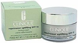 Parfüm, Parfüméria, kozmetikum Intenzív helyreálító krém kombinált bőrre - Clinique Repairwear Uplifting Cream SPF15