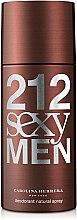 Parfüm, Parfüméria, kozmetikum Carolina Herrera 212 Sexy Men - Dezodor