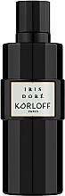 Parfüm, Parfüméria, kozmetikum Korloff Paris Iris Dore - Eau De Parfum