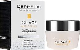 Parfüm, Parfüméria, kozmetikum Nappali ránctalanító kré 40-60+ - Dermedic Oilage Tri Oleum