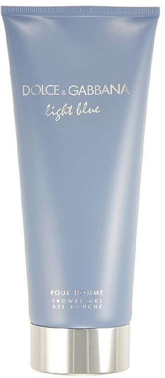 Dolce & Gabbana Light Blue pour Homme - Tusfürdő — fotó N1