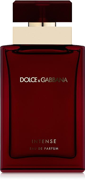 Dolce & Gabbana D&G Pour Femme Intense - Eau De Parfum
