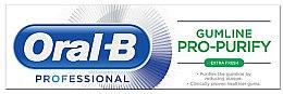 Parfüm, Parfüméria, kozmetikum Fogkrém - Oral-B Professional Gumline Pro-Purify Extra Fresh Toothpaste