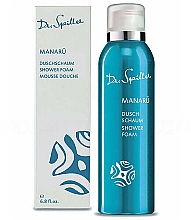 Parfüm, Parfüméria, kozmetikum Zuhanyhab - Dr. Spiller Manaru Shower Foam