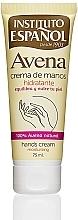 Parfüm, Parfüméria, kozmetikum Kézkrém - Instituto Espanol Avena Hand Cream