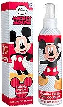 Parfüm, Parfüméria, kozmetikum Air-Val International Disney Mickey Mouse Colonia Fresca - Illatosított testápoló spray