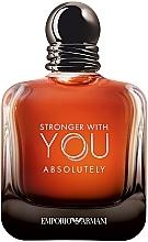 Parfüm, Parfüméria, kozmetikum Giorgio Armani Emporio Armani Stronger With You Absolutely - Parfüm