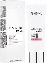 Parfüm, Parfüméria, kozmetikum Krém érzékeny bőrre - Babor Essential Care Sensitive Cream