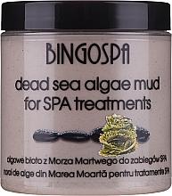 Parfüm, Parfüméria, kozmetikum Iszapos arcpakolás Holt tengeri algával - BingoSpa
