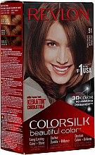 Parfüm, Parfüméria, kozmetikum Tartós hajfesték - Revlon ColorSilk Beautiful Color