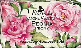 """Parfüm, Parfüméria, kozmetikum Természetes szappan """"Tubarózsa"""" - Florinda Peony Natural Soap"""