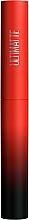 Parfüm, Parfüméria, kozmetikum Mattító ajakrúzs - Maybelline New York Color Sensational Ultimatte