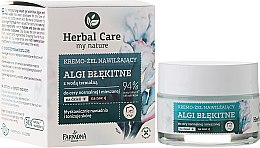 Parfüm, Parfüméria, kozmetikum Hidratáló arckrém - Farmona Herbal Care Blue Algae Cream