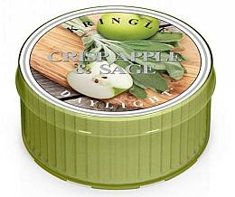 Parfüm, Parfüméria, kozmetikum Tea gyertya - Kringle Candle Daylight Crisp Apple & Sage