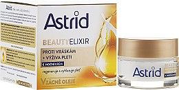 Parfüm, Parfüméria, kozmetikum Ránctalanító éjszakai krém hidratáló hatással - Astrid Moisturizing Anti-Wrinkle Day Night Cream