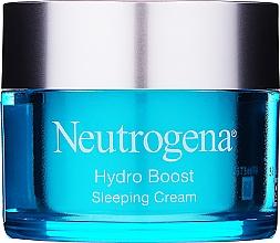 Parfüm, Parfüméria, kozmetikum Hidratáló éjszakai krém - Neutrogena Hydro Boost Sleeping Cream